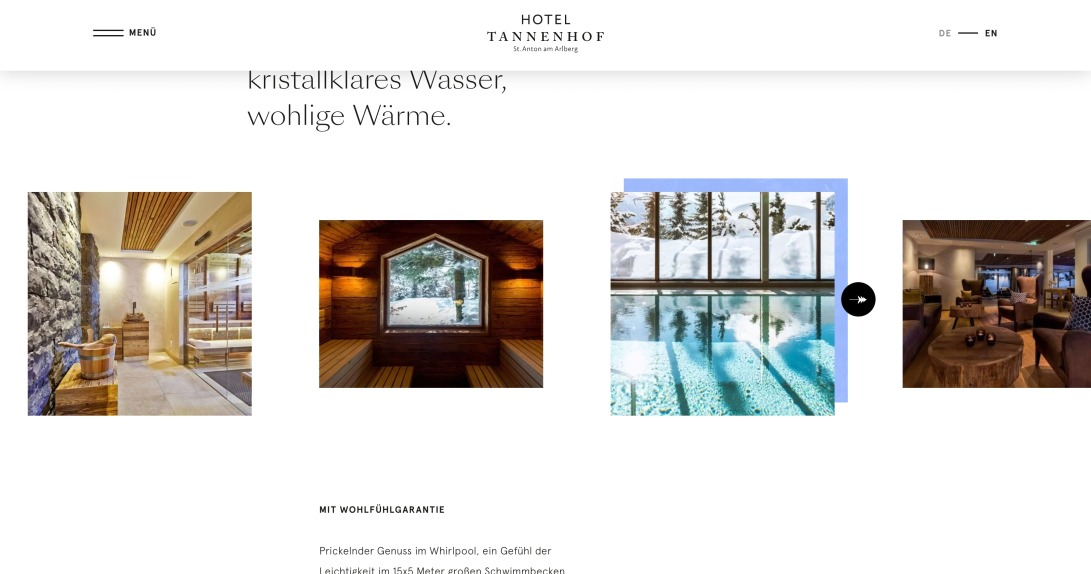 Hotel Tannenhof *****Superior - stilvoll und elegant | Hotel Tannehof ***** superior
