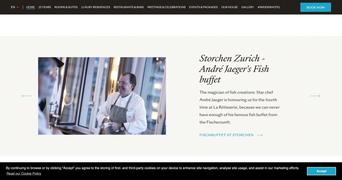 5-Star Boutique Hotel Zurich Old Town | Widder Hotel Zurich - Widder Hotel – Zurich's Luxury Hideaway