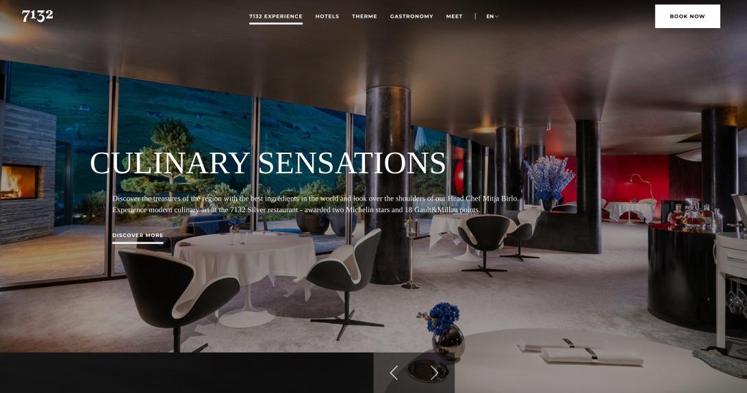 7132 Hotel Vals   the design & spa hotel Switzerland