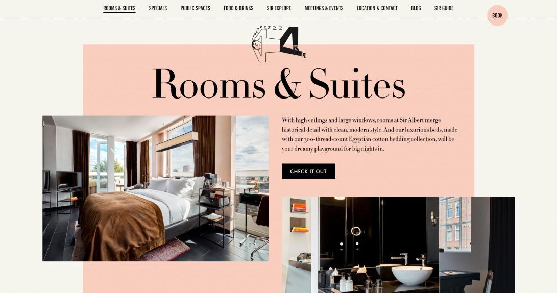Official Website | Sir Albert Hotel | Amsterdam De Pijp — Sir Hotels