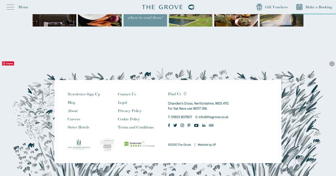 Luxury Hertfordshire Hotel, Golf Resort and Spa | The Grove Hotel