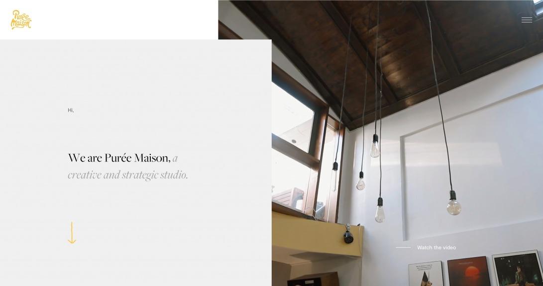 Purée Maison - Creative agency - Paris