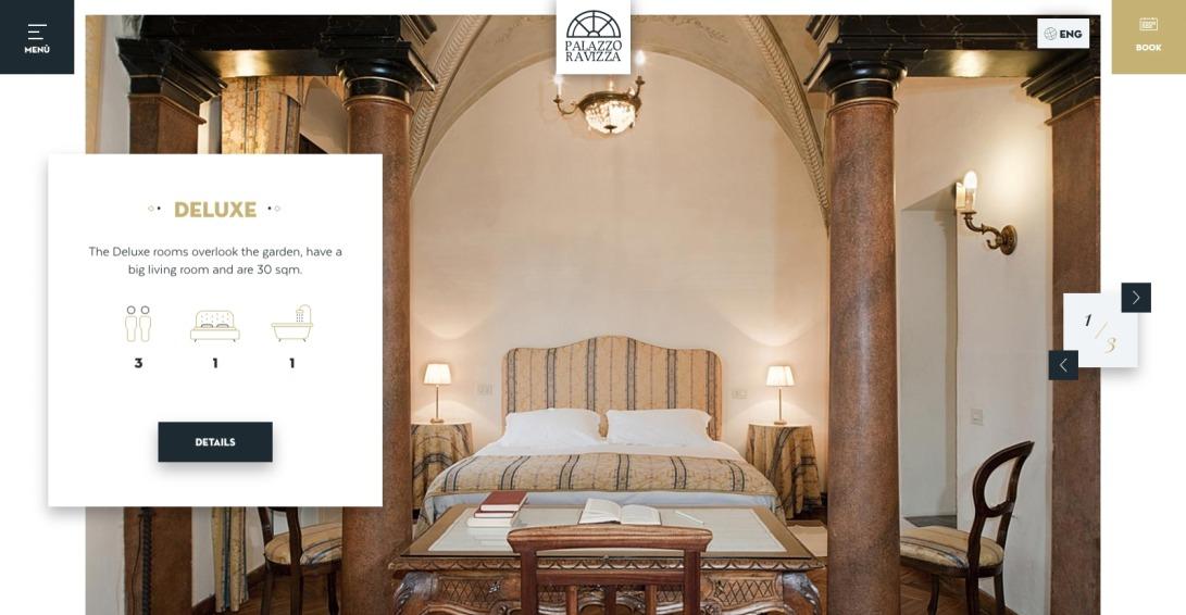 Accommodation Siena Italy | Hotel Palazzo Ravizza | Relais Siena Center