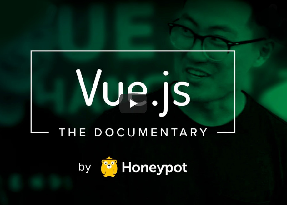 Vue.js: The Documentary by Honeypot