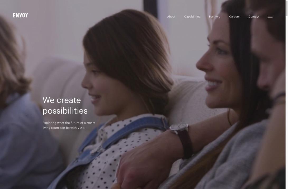 ENVOY | Homepage