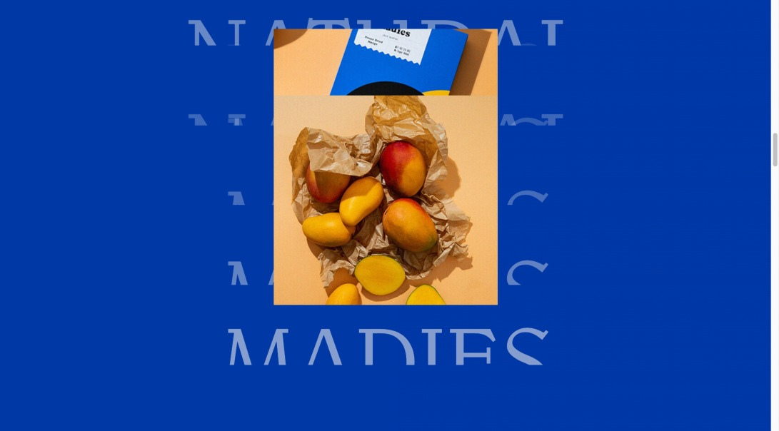 Madies | Lyophilized Fruits | Que Gusto