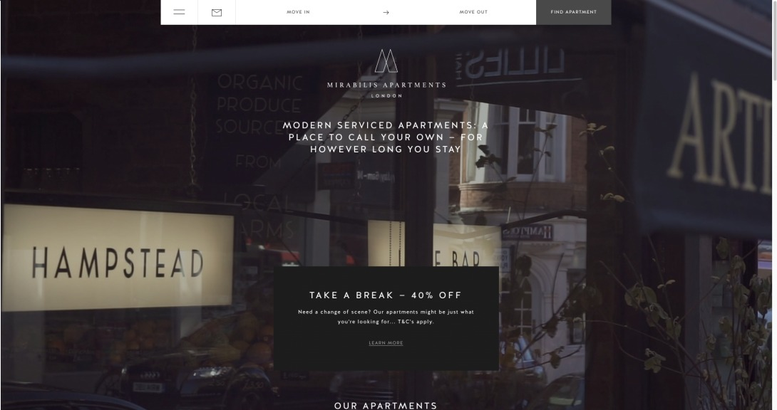 Mirabilis Apartments - Serviced Apartments, London