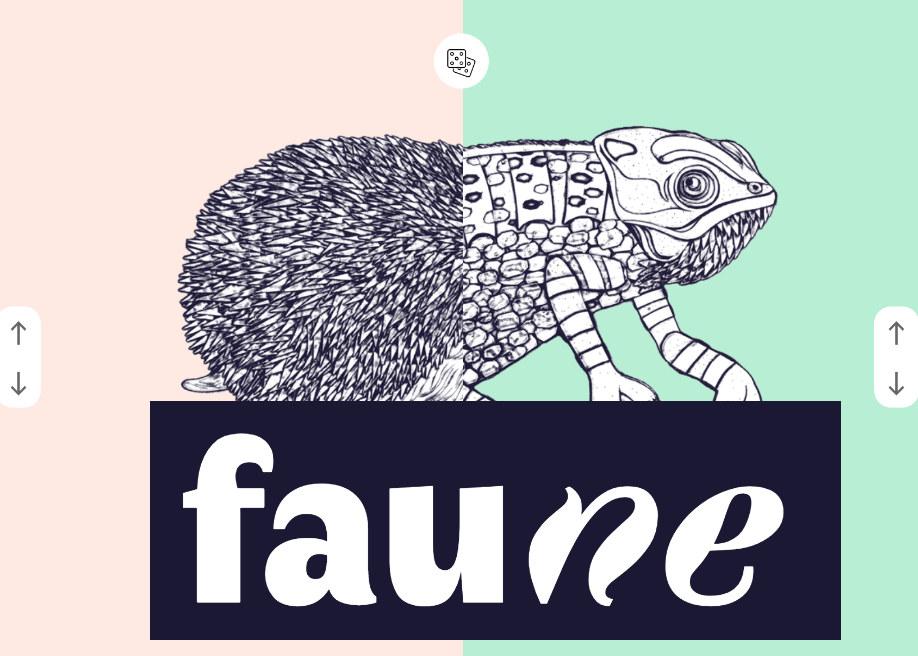 Faune typeface family