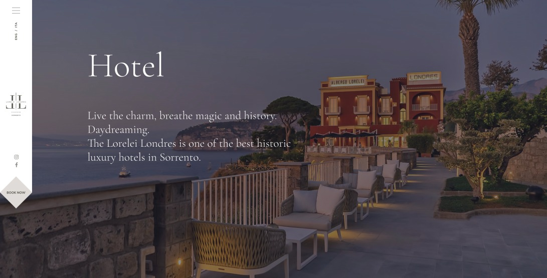 Hotel - Hotel Lorelei Londres Sorrento