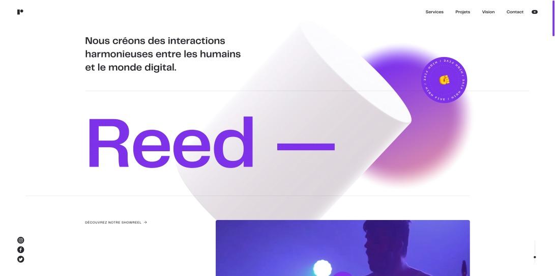 Reed, une agence pour votre stratégie digitale