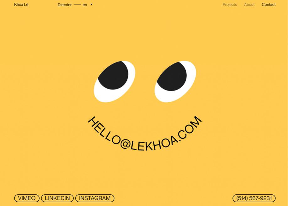 Khoa Le - 404 error page