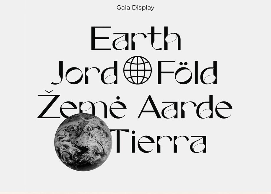 Gaia Display