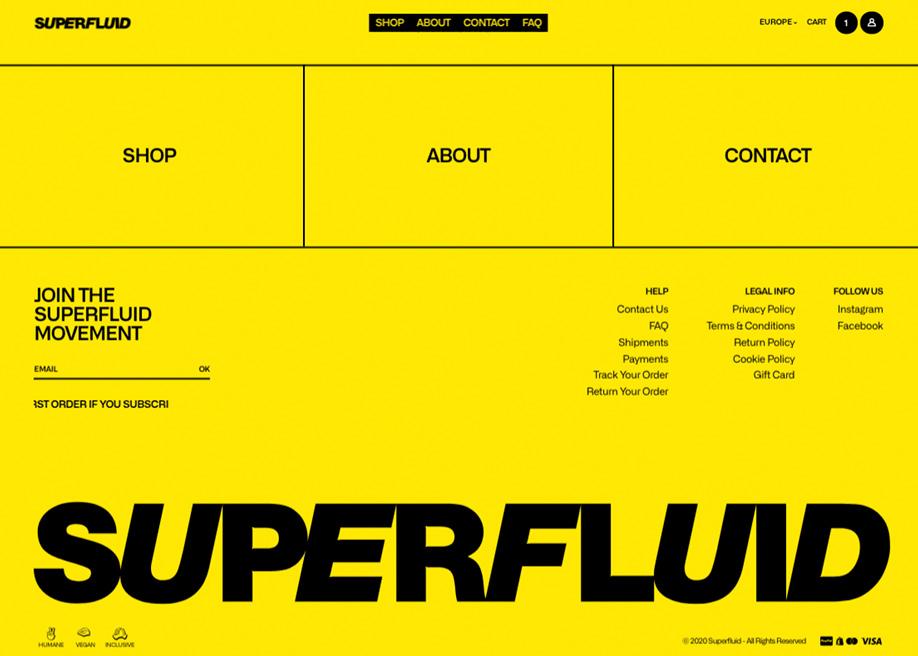 Footer - Superfluid