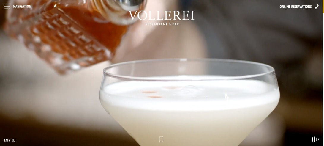 VÖLLEREI - Restaurant & Bar in Saalfelden |Homepage