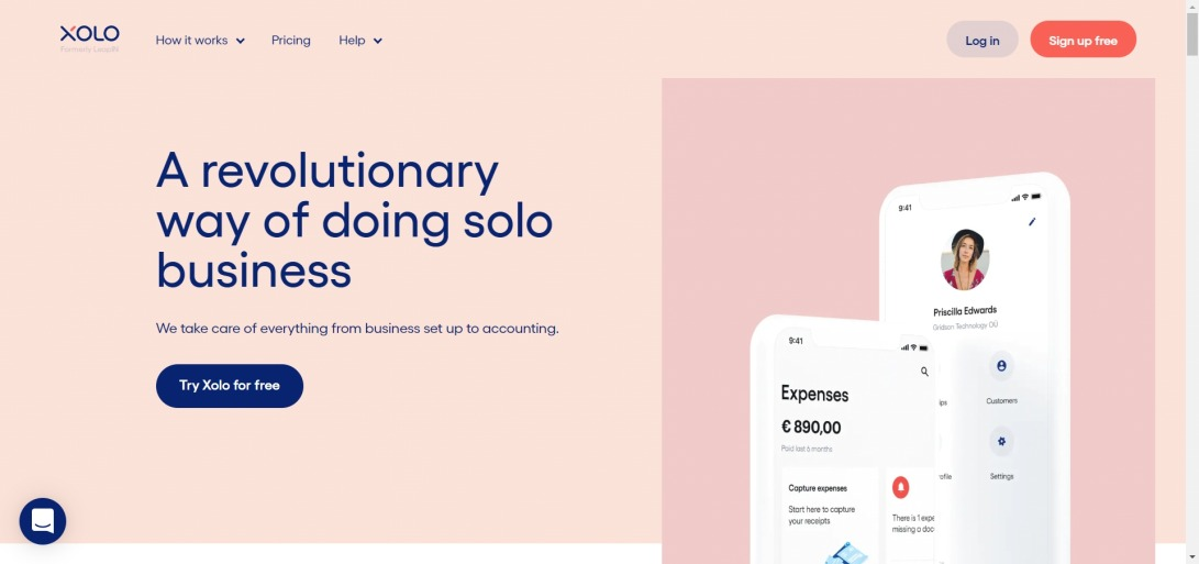 A revolutionary way of doing solo business | Xolo