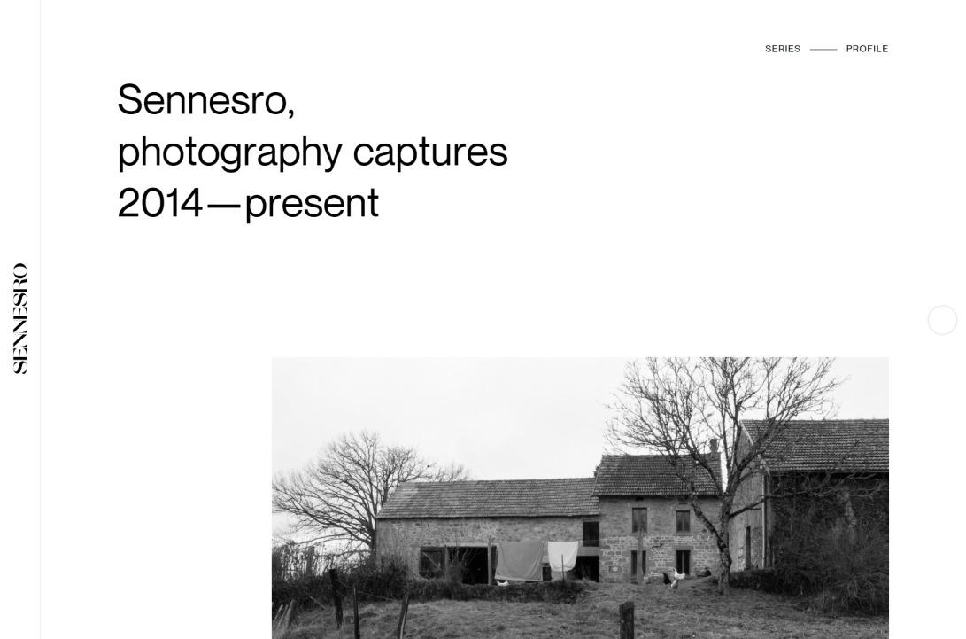 Sennesro, photo documentary & visual storytelling