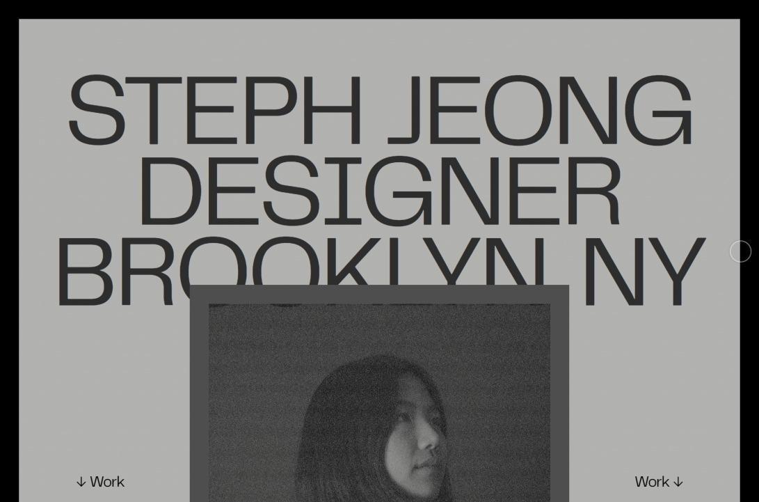Stephanie Jeong - Portfolio