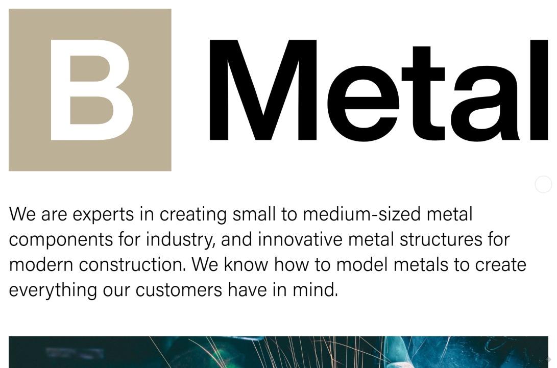 B-Metal - Carpentry and laser cutting in Rimini