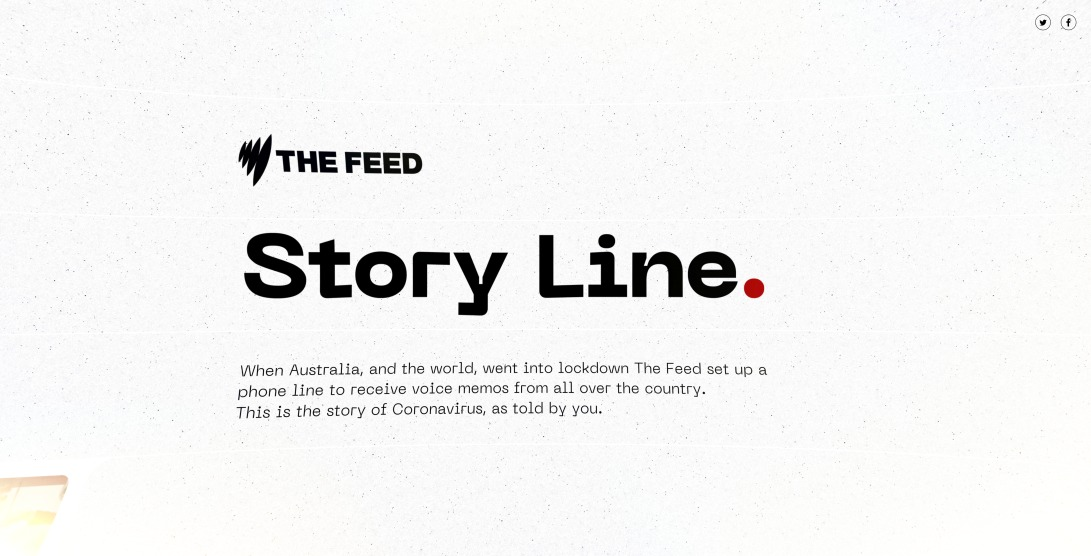 Story Line: Six Months of COVID-19 - The Feed - SBS