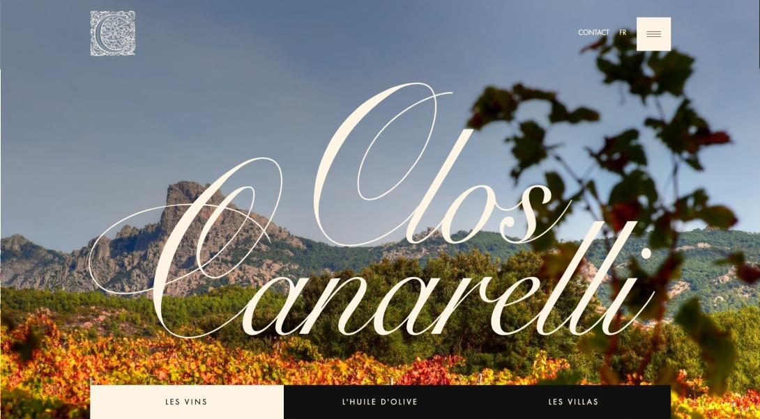 Domaine Clos Canarelli - Vignoble d'Exception & Villas en Corse du Sud