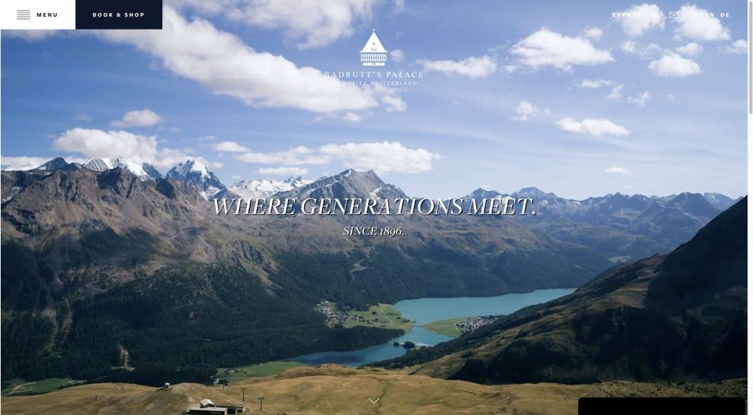 Luxury Hotel | St. Moritz | Switzerland - Badrutt's Palace
