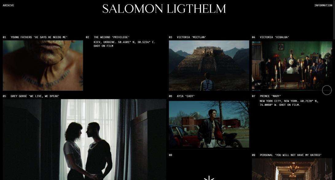Home — Salomon Ligthelm
