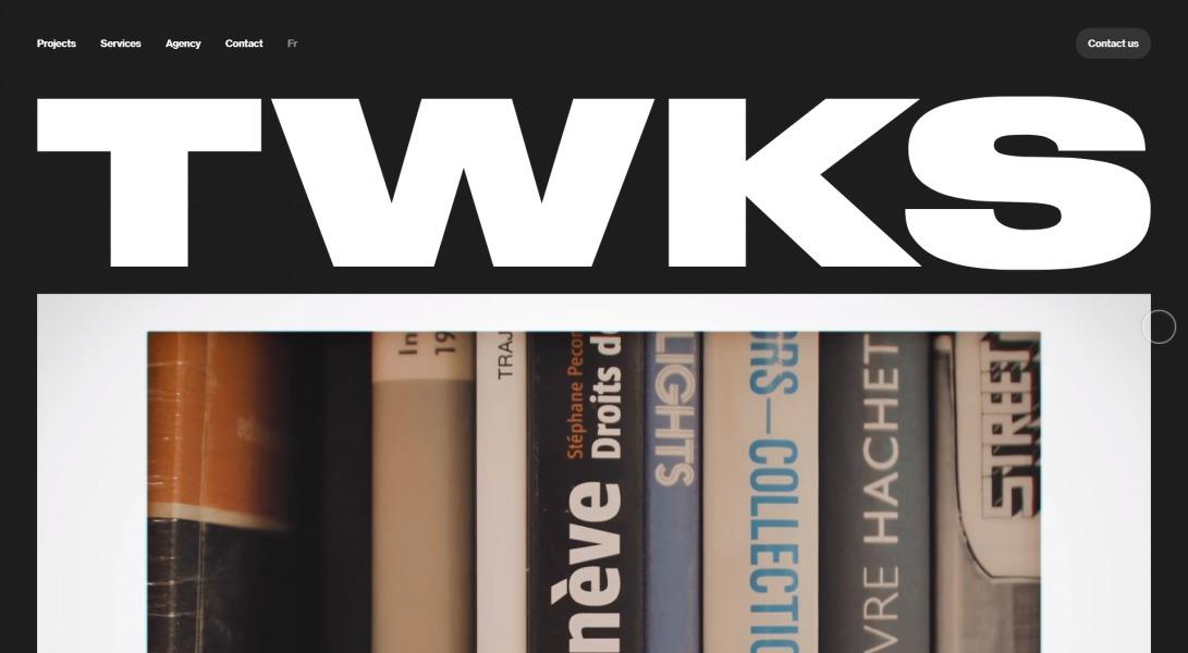 TWKS – Creative digital agency, Geneva