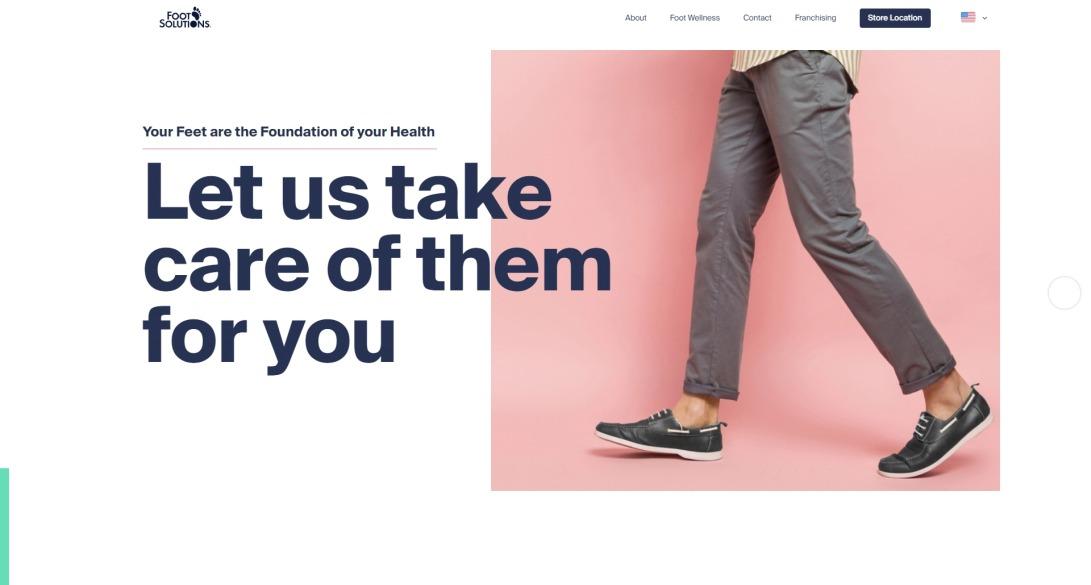 Foot Solutions   Custom Orthotics   Foot Wellness