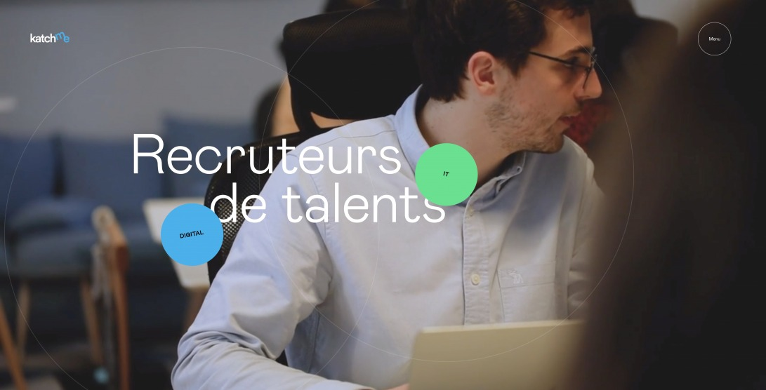 KatchMe - Cabinet de recrutement de talents IT/Digital