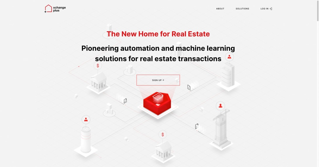XchangePlus: the new home for real estate transactions