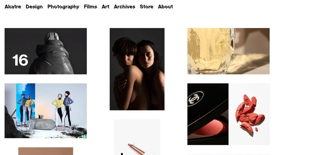 Akatre - Creative Studio