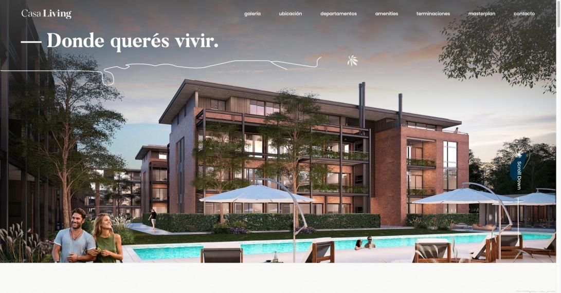 Casa Living - Donde querés vivir