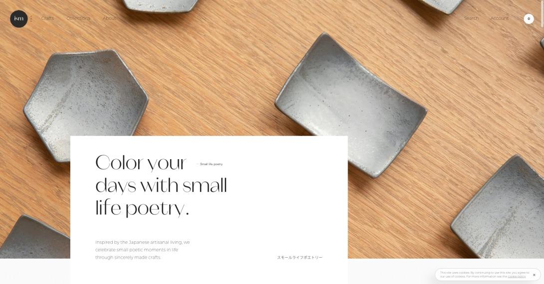 ism - homepage