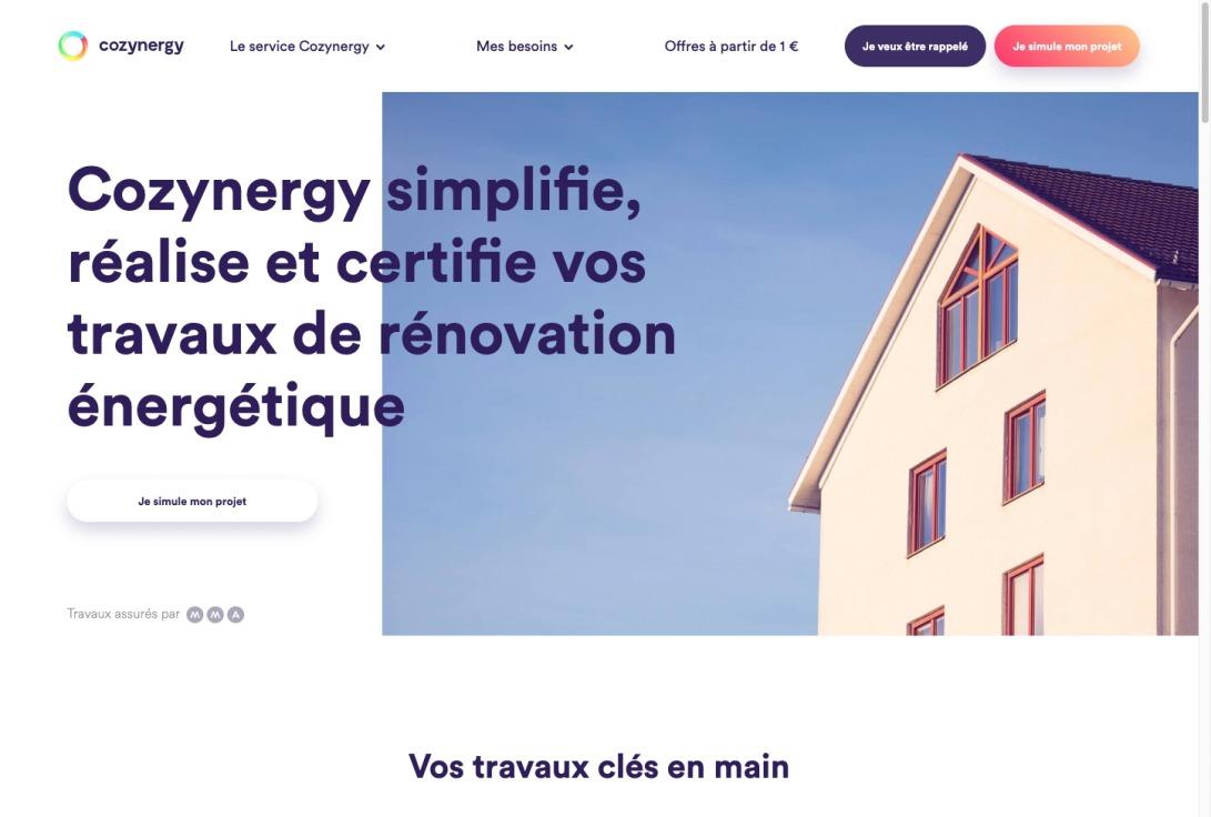 Cozynergy - Expert en rénovation énergétique