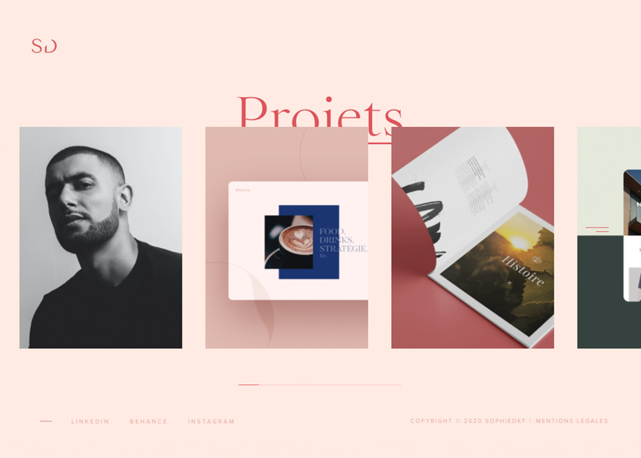 Project page - Sophie Dkf