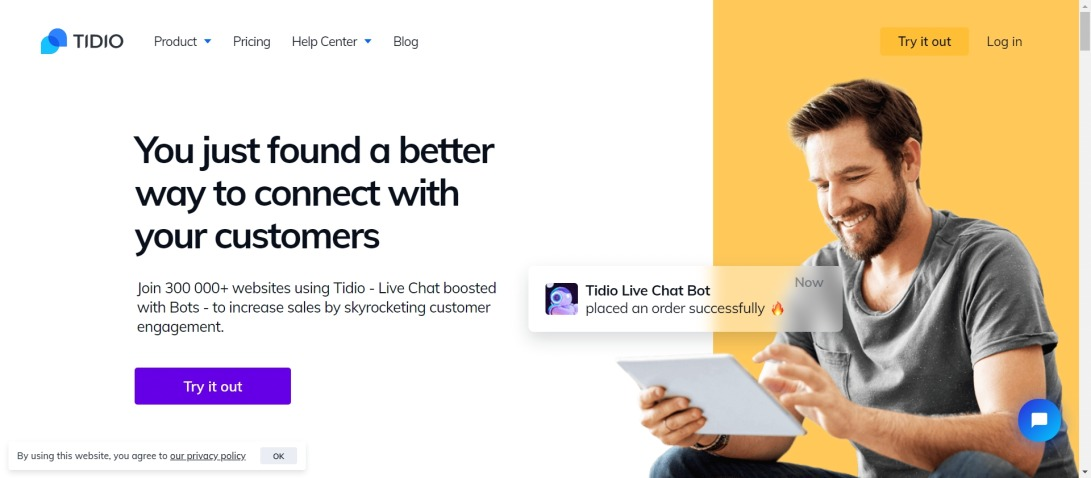 Free Live Chat and Chatbot Builder For Your Website [Easy to Use]