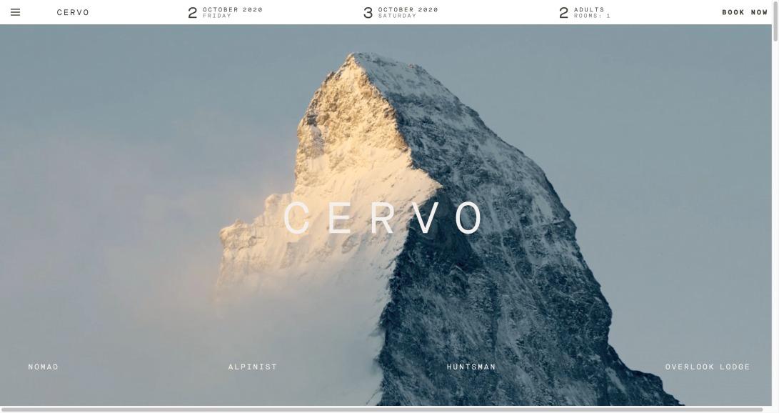 CERVO | CERVO Mountain Resort