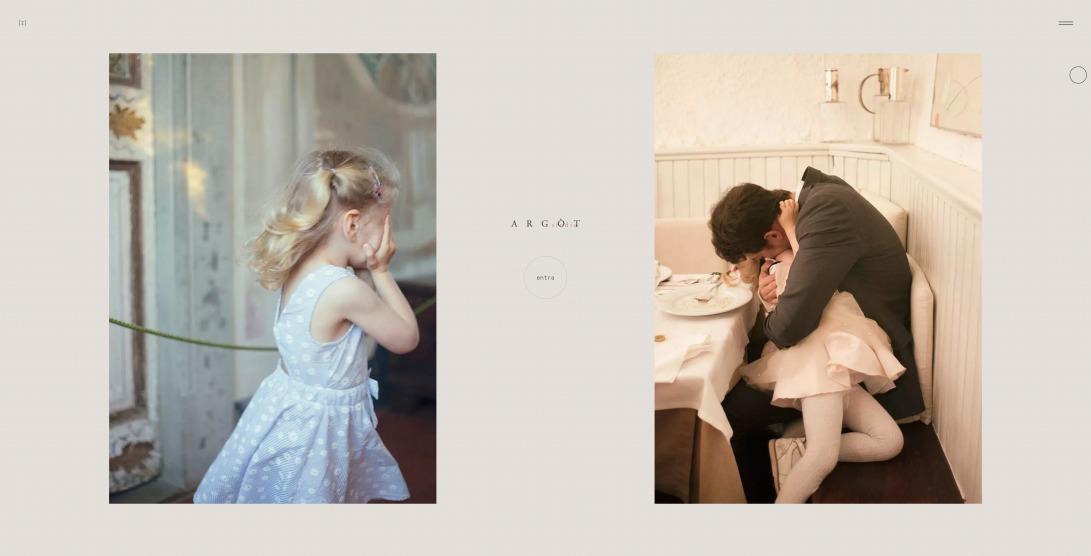 Homepage — Argot Studio