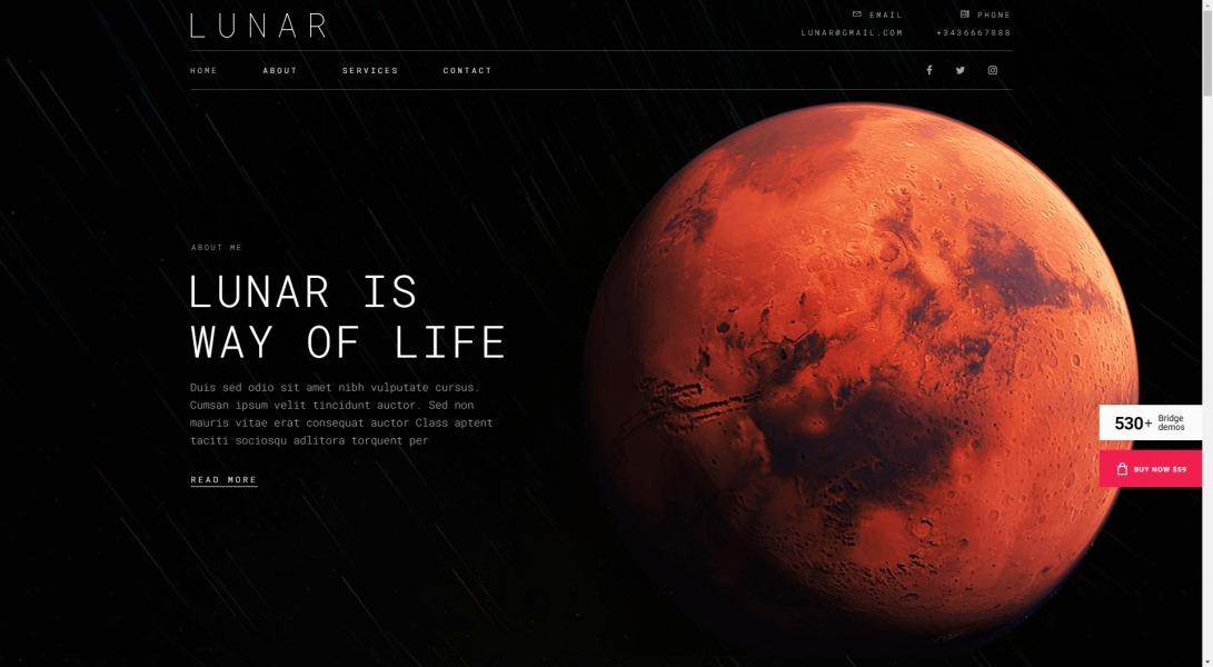 Bridge   Demo Site For Astrology