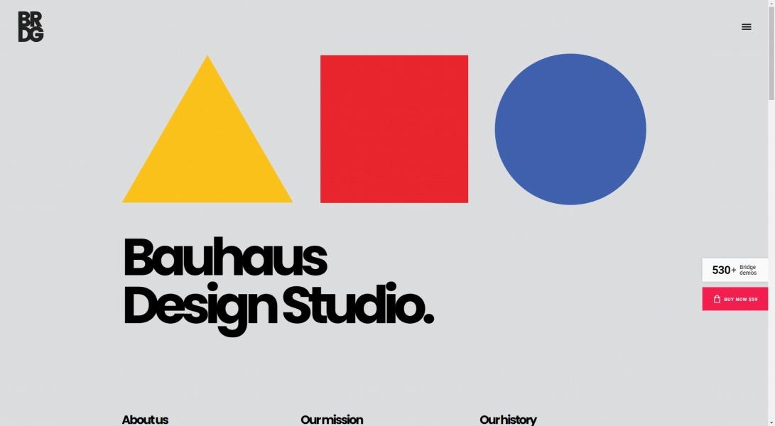 Bridge | The Bauhaus Demo Site