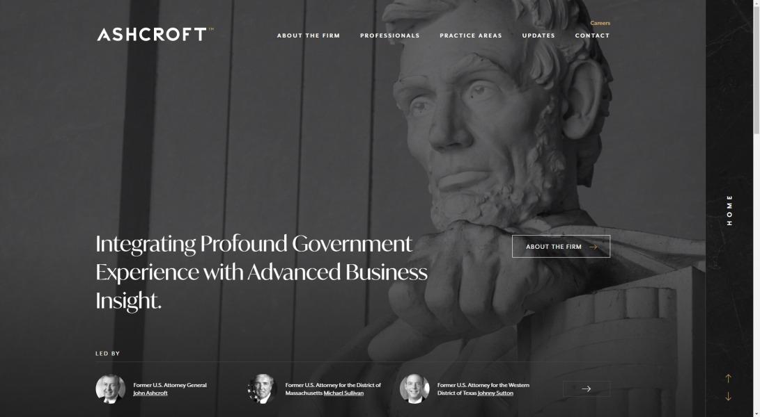 Homepage - Ashcroft