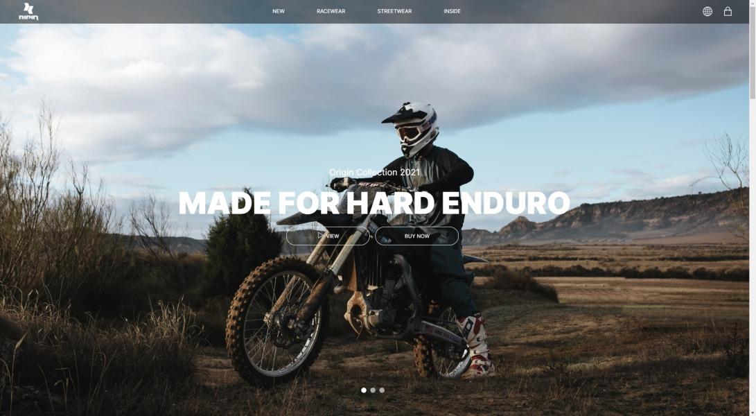 RIPIN RACING© | Official Site | MX, Hard Enduro & Sportswear