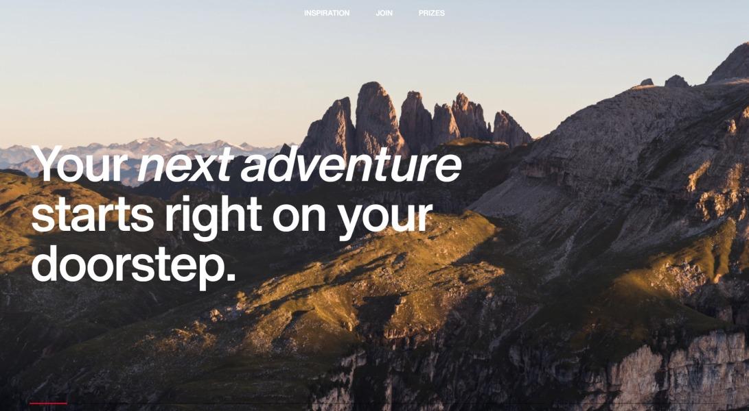 Mammut - Local Adventure Challenge