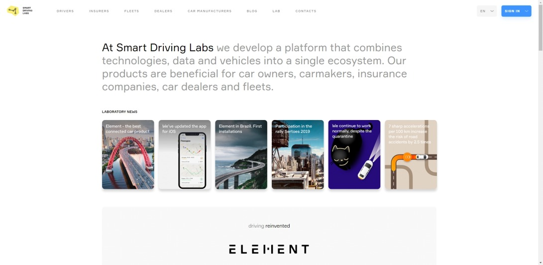 Smart Driving Labs