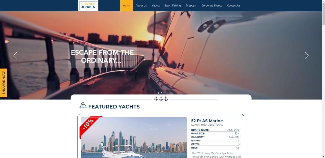 Boat Rental   Charter Arabia AE   Dubai