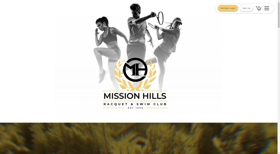 Tennis Club | Mission Hills Racquet and Swim Club | United States