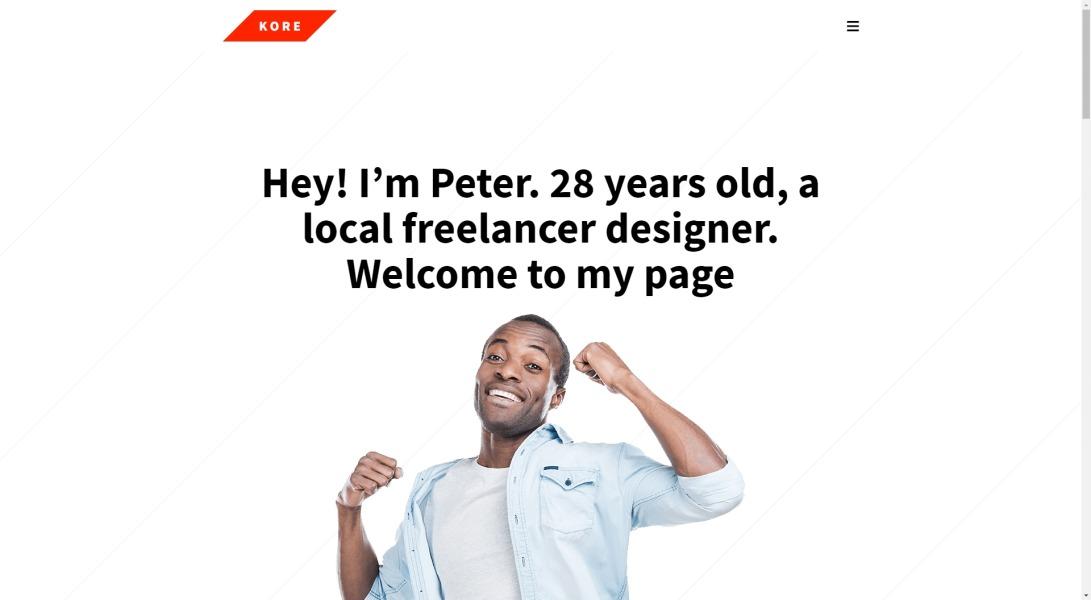 Freelancer - Jupiter X Templates