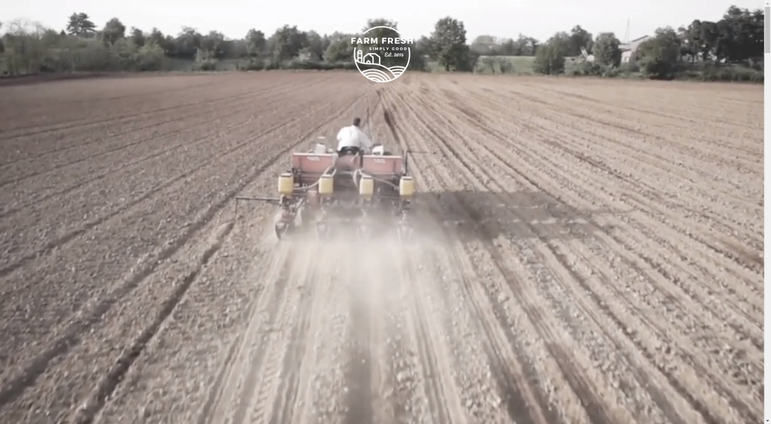 Farm - Jupiter X Templates
