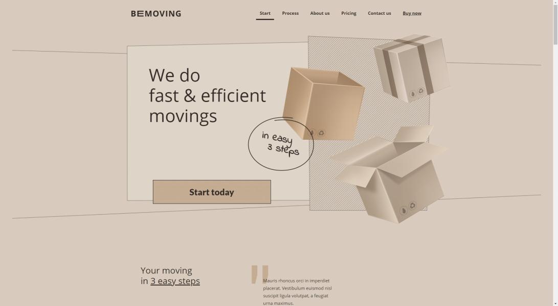 BeMoving 3 – BeTheme