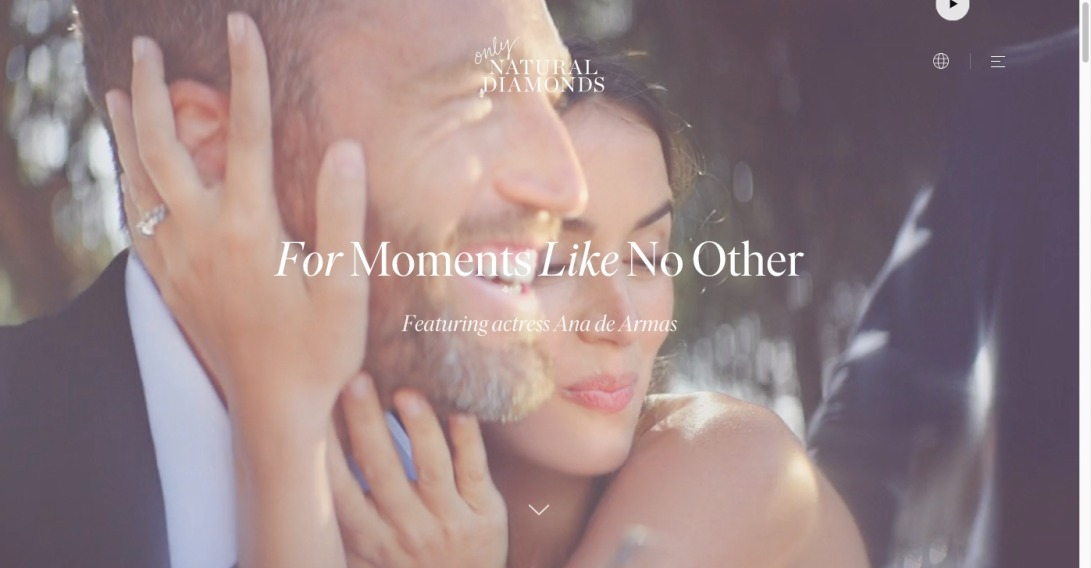For Moments Like No Other - Only Natural Diamonds